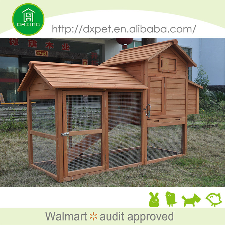 2016 hot portable made in China wooden cheap hen coop chicken house
