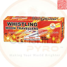 whistling moon travel rocket