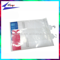 zip lock reclosable plastic bags for clothes