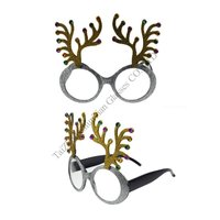 Party Glasses antlers