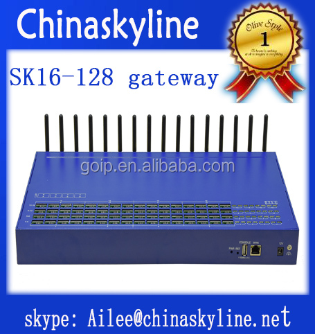 hot sale in Japan anti block support pbx GoIP 16 ports 128 sims gsm gateway voip device