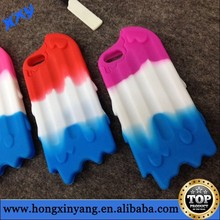 3D Chocolate Ice Cream Silicone case for Iphone 6/6 plus