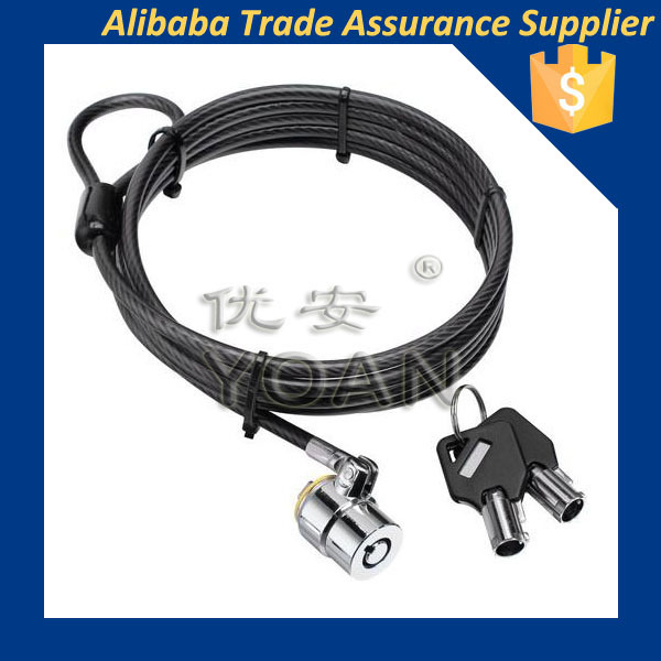 Most popular Mechanical High Security Laptop cable locks 5100