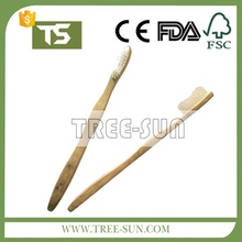 TR-034 cheap custom toothbrush/bamboo custom toothbrush/charcoal bamboo toothbrush