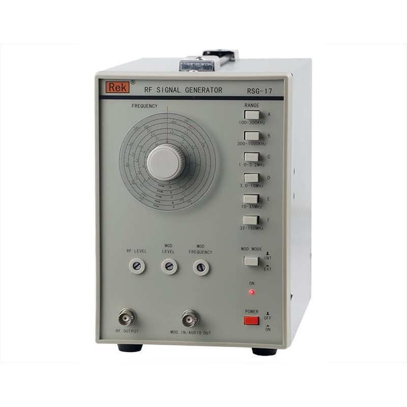 RSG17 Audio Signal Producer,100k to150Mhz Audio Generator Function Signal , HF High Frequency Signal Generator