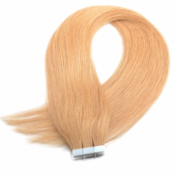 Tape in hair tape in hair direct from xuchang pretty queen hair tape hair extensions are reusable seamless hair extensions that are pre taped and made from pmusecretfo Image collections