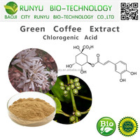 Hot selling Pure Natural Weight Loss Product Green Coffee Bean Extract.Chlorogenic acid/Coffee Bean Extract Powder
