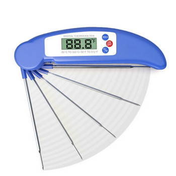 BBQ Barbecue Digital Thermometer Probe Food Thermometer