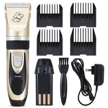 Wholesale Cordless Cheap Cat Shaver Razor Grooming animal hair clipper electric dog pet hair trimmer