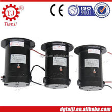 for fiber twister electric motor reduction gearbox,dc motor