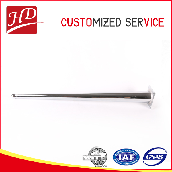 High stainless steel table base , cheap metal injection