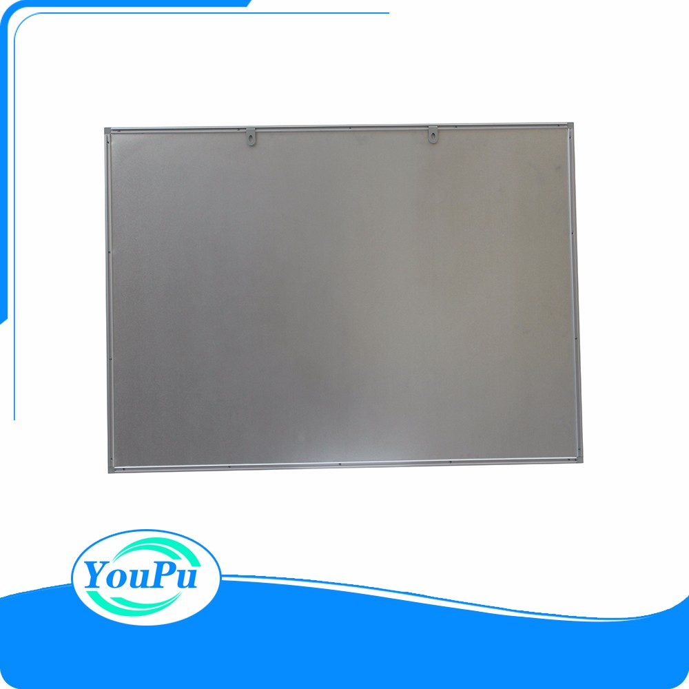 Wholesale custom printed sizes of pin wooden frame cork surface wall mounted message notice boards decorative cork board