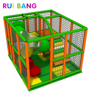 hot sale playground equipment for mcdonalds Indoor Play Center with Toddler Area Indoor Baby Playground