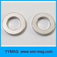 Hot sale high quality radial magnetization ring magnet