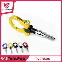 Universal Racing screw shape rear Tow Hook Fit For Europe Cars Or For Japanese cars