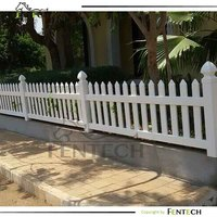 High quality cheap lowes vinyl fence panels factory