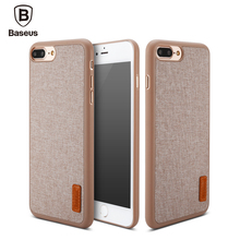 Baseus Business Style Grain Case for iphone 7 case mobile phone