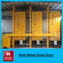 30-100 TPD Large capacity Rice Paddy Corn Dryer Drying Plant