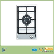 Hot Sale Cast Iron Grates Built-In Single Burner Gas Stove For Biogas