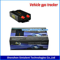 100% Good quality products data transmitTCP SMS vehicle gps tracker