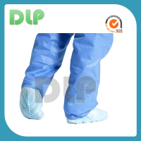 Anti-static disposable plastic shoe cover best selling