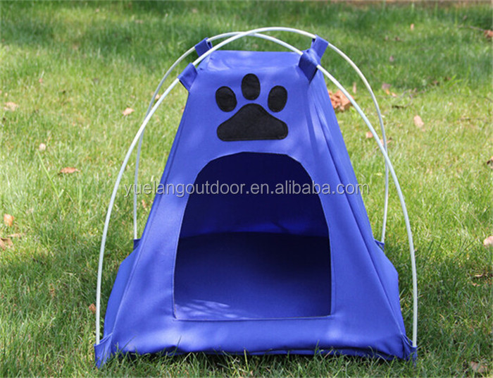 popular waterproof pet bed tent for dog cat
