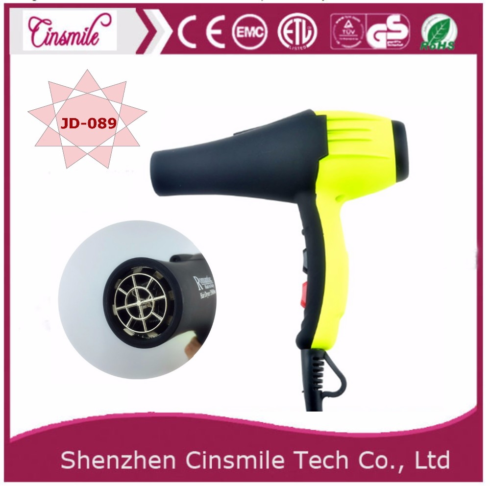 Professional hair dryer AC Motor 2300W