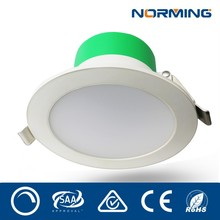 10W SMD Samsung without driver downlight home decor iluminacion led recessed led downlight