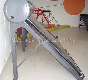 Low pressure Evacuated Tube Solar Water Heater(CC)005