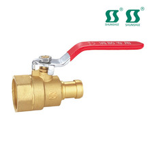 good reputation factory female thread mini ball valve usage type manual power isolating valves 1/4 inch