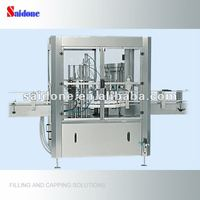 Monoblock Machine, Automatic Filling & Capping Machine