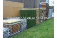 Decoration Gabion Box Cage Garden Stone Cage Wall