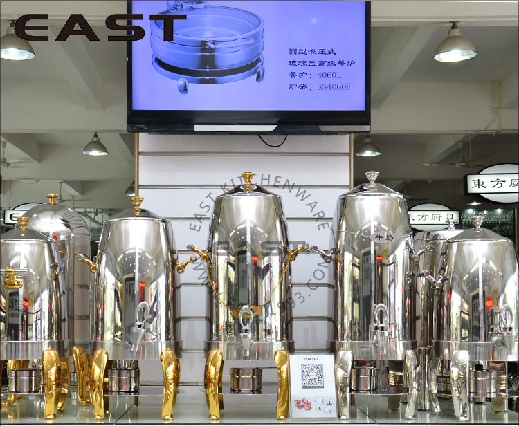 Restaurant Hotel Coffee Urn / Kahve Dispenseri Makinesi