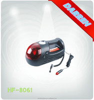 12V 280psi Portable Air Compressor Car Tire Inflator with Light