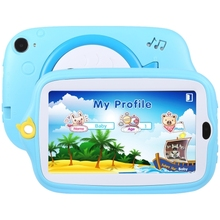 free sample Kids Education Tablet PC, 7.0 inch, 512MB+4GB Android