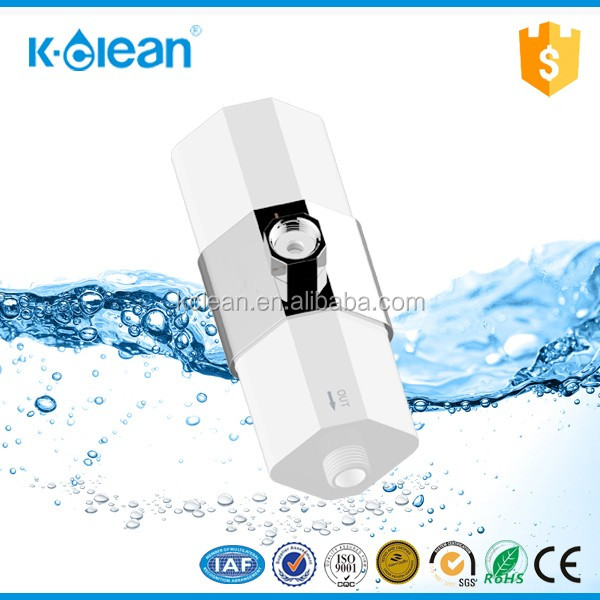 Wholesale CE certificated chlorine remove PP cotton shower head filter
