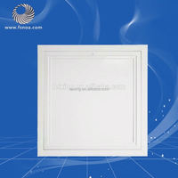 Aluminum made in guangdong aluminum door and window frame for ventilation AC
