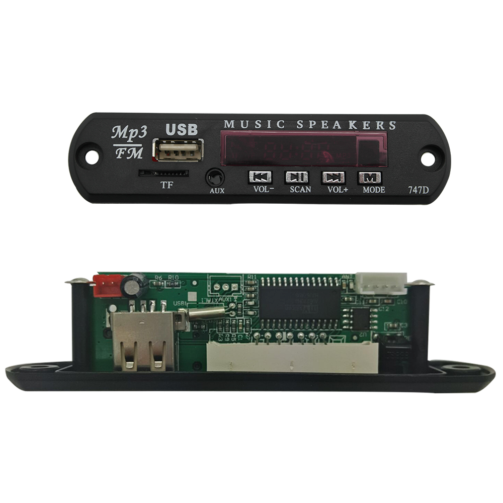 Made in China and best price MP3/FM/USB/TF/AUX,FM radio frequency car fm mp3 modulator