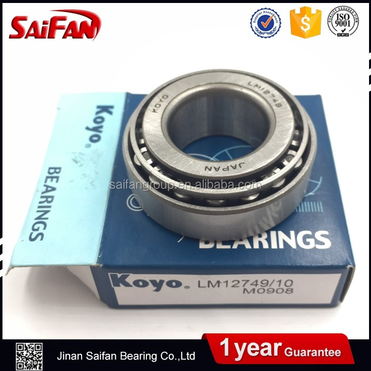 High Precision KOYO Metallurgy Bearing 33119 KOYO Taper Roller Bearing 33119