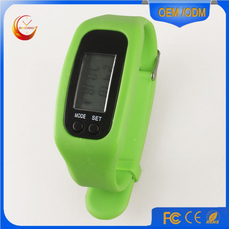 Hot Promotion Pedometer Watch Smart Wristwatch for Sport Watch