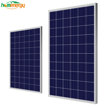 Black frame poly crystalline 250 watt 255 w 260Wp 265w solar panels for home