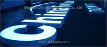 Custom corporate 3D sign by Shanghai Numberone Signs, sign manufacturer
