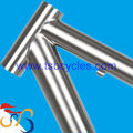 "26"" titanium mountain bicycle china mtb titanium bike frame"