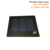 6V 750mA 4.5W Small Flexible Black Solar Panel with USB Interface Applied in charging mobiles