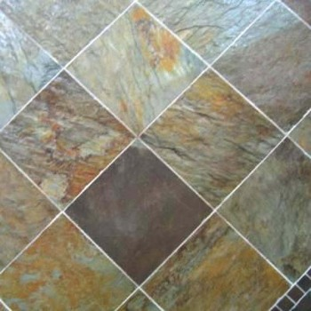 Natural Stone Garden Stepping Stones Tiles Natural Slate Stone floor wall tiles