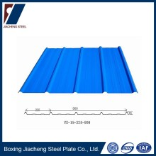 28 gauge curve gi corrugated steel roofing sheet/galvanized sheet/ color coated steel roofing