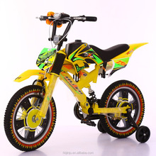 Children 4 wheels China kids bikes for boys/Chinese cheap kids mini motocross bikes for sale/China factory price of kids bicycle