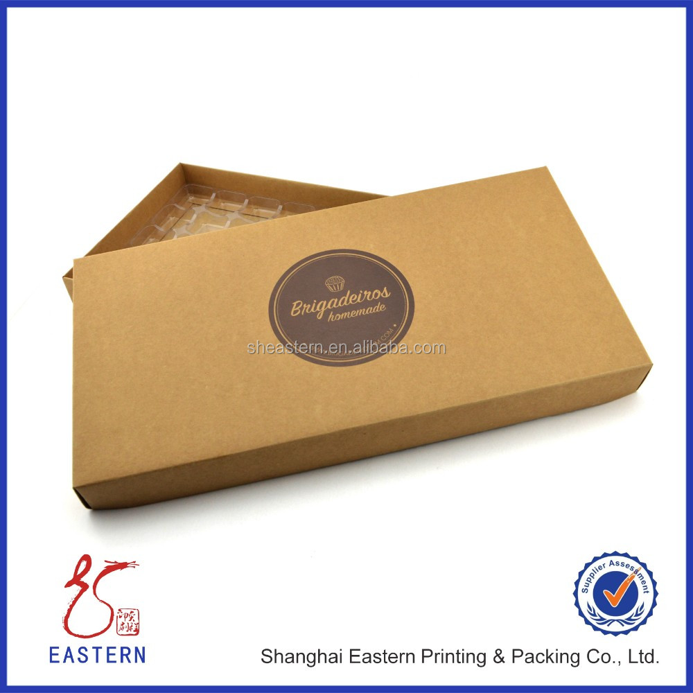 Luxury Paper Chocolate Candy box / Chocolate Packaging Box / Chocolate Gift Box