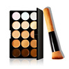15 Color Contour Face Makeup Concealer Palette