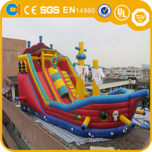 Giant inflatable pirate ship slide giant inflatable slide for sale commercial inflatable slides